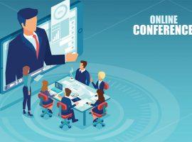 online confere